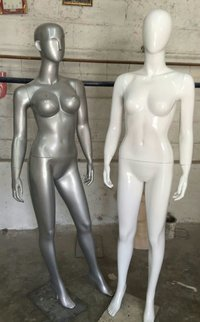 FIBER FEMALE FASHIONABLE MANNEQUIN