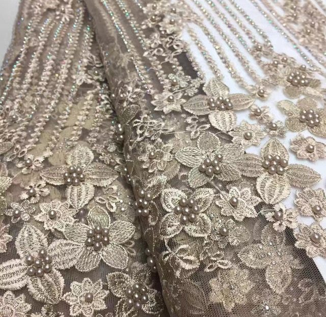 Customized Embroidery Fabric