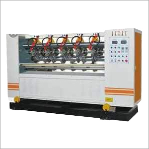 Thin Blade Rotary Creasing Machine