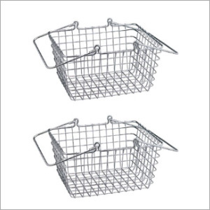 Stainless Steel Wire Baskets