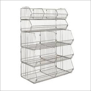 Wire Bins Racks