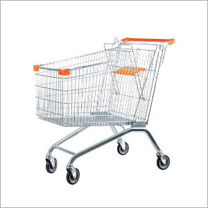 SS Shopping Market Trolley
