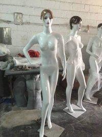 FIBER FEMALE ARTISTIC MANNEQUIN