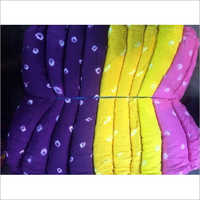 Ladies Bandhani Cotton Dupatta
