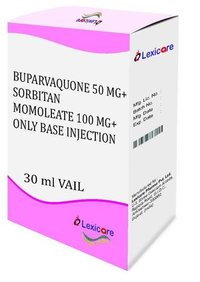 Buparvaquone and Sorbitan Momoleate Injection