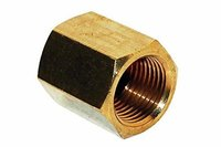 Brass Hex Coupling Nut