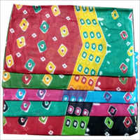 Ladies Cotton Colour Print Pair Dupatta