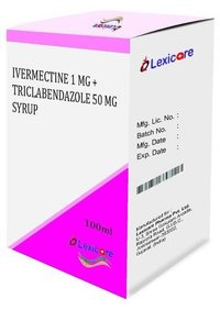 Ivermectine and Triclbendazole Syurp