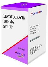 Levofloxacin Syrup