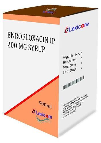 Enrofloxacin  Syurp