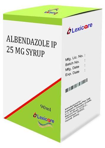 Albendazole Syurp