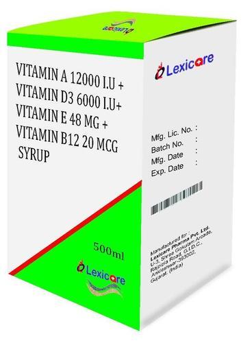 Vitamin B12 Syrup