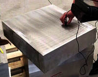 Magnesium CNC Engraving Tooling Plate