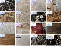Faux Wood PVC Sheet