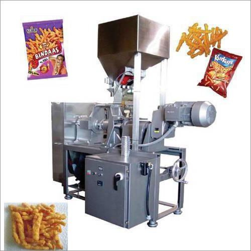 Puff Snack Food Extruder