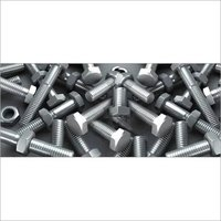 MS Hex Bolt Manufacturer in ludhiana