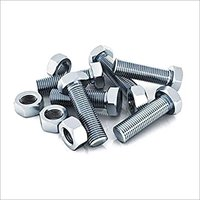 Zinc Coated Hex Bolt