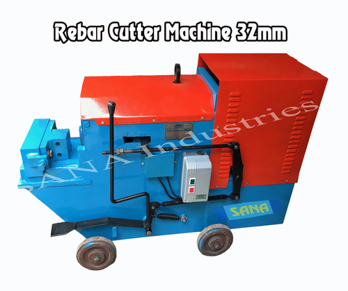 32mm Bar Cutter Machine