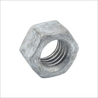 Hot Dipped Galvanised Hex Nut
