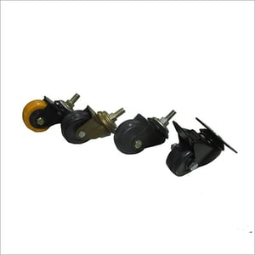 Pin Type Caster Wheel
