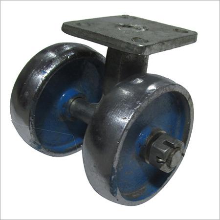 Plate Caster Wheel