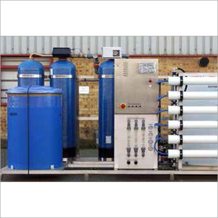 Water Cooling Softening Plants