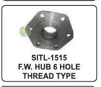 https://cpimg.tistatic.com/04988613/b/4/FW-Hub-6-Hole-Thread-Type.jpg