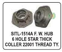 https://cpimg.tistatic.com/04988616/b/4/FW-Hub-6-Hole-Star-Thick-Coller.jpg