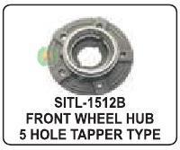 https://cpimg.tistatic.com/04988619/b/4/Front-Wheel-Hub-5-Hole-Tapper-Type.jpg