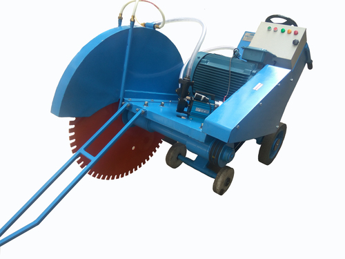 Cement Asphalt Groove Cutting Machine