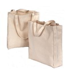 "Polyster Box Type Shopping Bags 15""x18""x6"""