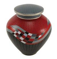 Opulence Cloisonne Copper & Enamel Cremation Urn