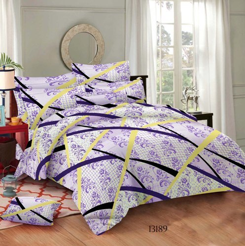 Cotton yarn bed sheets