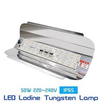 LED Iodine Tungsten Lamp