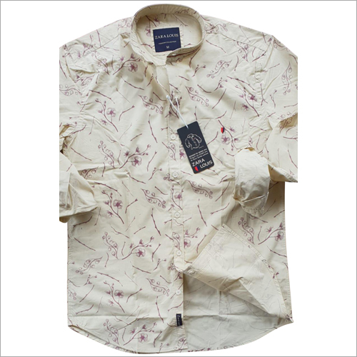 Men Casual Full Sleeve Shirts