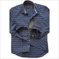 Mens Stripe Casual Shirts