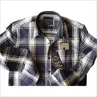 Men's Full Sleeve Check Shirt