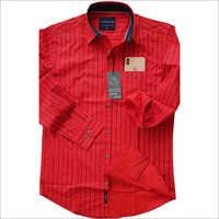 Mens Formal Full Sleeve Cotton Shirts