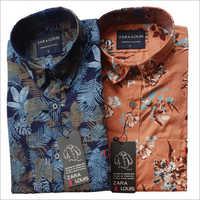 Men's Floral Party Wear Shirts
