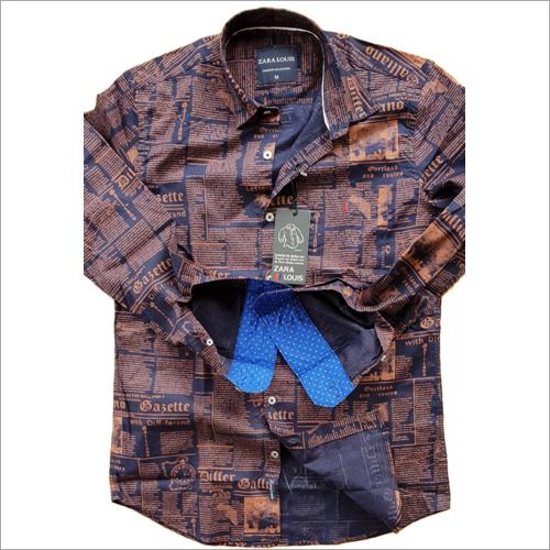 Mens Designer Party Wear Shirts