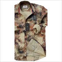 Mens Full Sleeve Printed Shirts