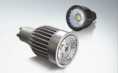 LED Lamps GU 10 Base