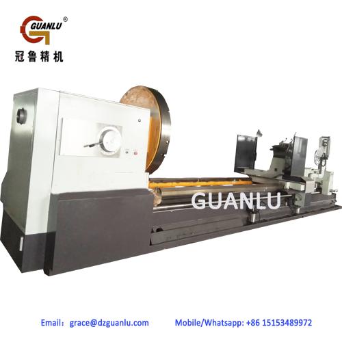 CNC Horizontal Heavy Duty Lathe Machine