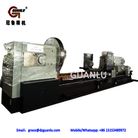 CNC Horizontal Heavy Duty Lathe Machine