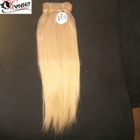 Best Quality 9a Grade Blonde Indian Natural Human Hair Extension