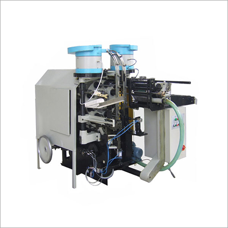 NMG01 Tube Capping Machine