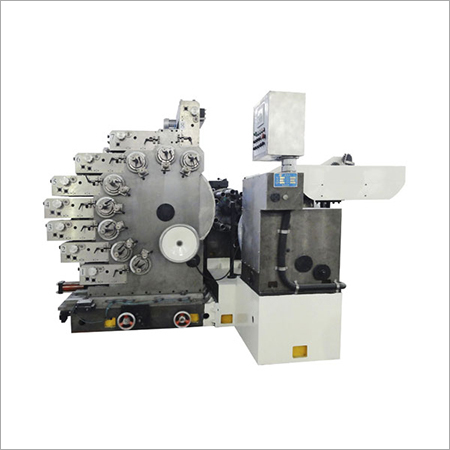 Xr09A Color Printing Machine