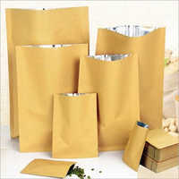 Laminated Kraft Paper Pouch