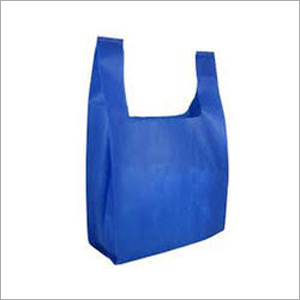 Non Woven Plain U Cut Bag
