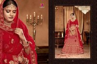 Heavy Embroidery Work Lehenga Choli